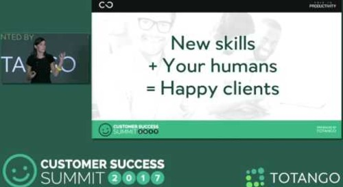 The Future of Work is Chaos - Customer Success Summit 2017