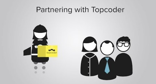 Partnering with Topcoder