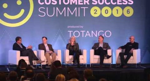 Chief Customer Officer Panel: Championing Customer Success