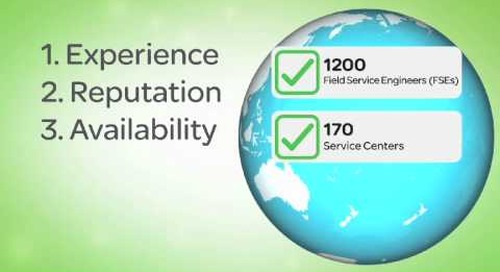 Critical Power and Cooling Services from Schneider Electric