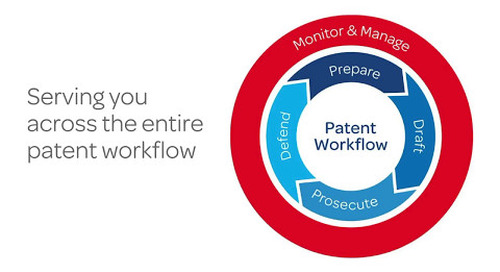 Serving You Across the Entire Patent Workflow - LexisNexis® IP Solutions