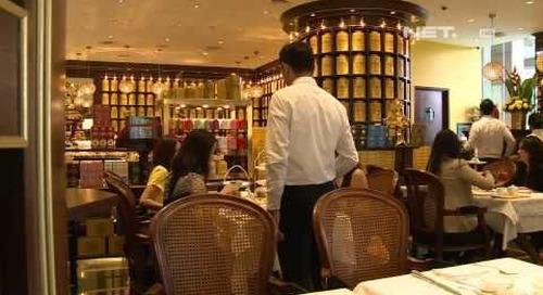 IMS - TWG Tea House - Menikmati Teh Ala Ratu Inggris