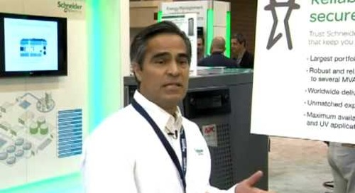 Schneider Electric Showcases Smart, Secure Solutions