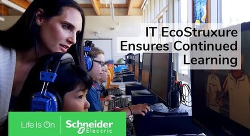 EcoStruxure™ Ensures Continued Learning at Bainbridge Island School District