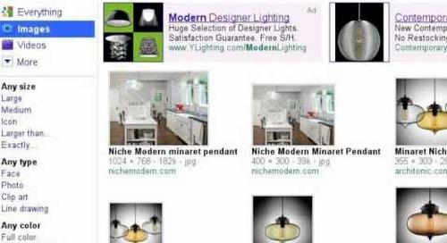 Minaret Modern Pendant Light - Search Story