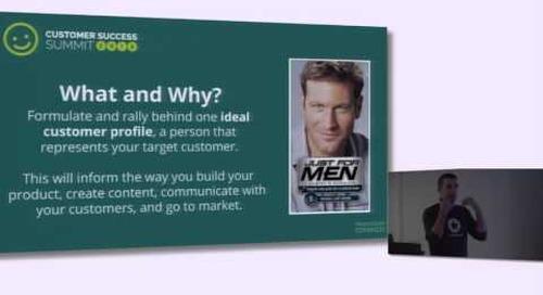 Customer Success + Customer Marketing = Partnership - Nate Skinner