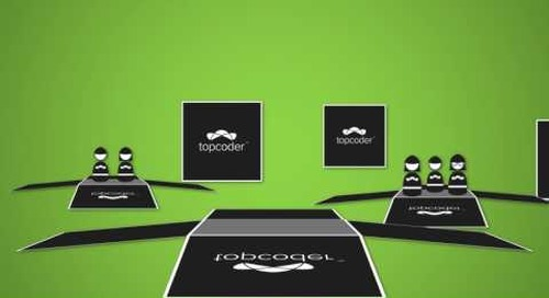 Topcoder Code Development Packages - Accessing Top Developers through Crowdsourcing