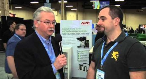 US Department of Defense: How APC Keeps the Data Centers Running