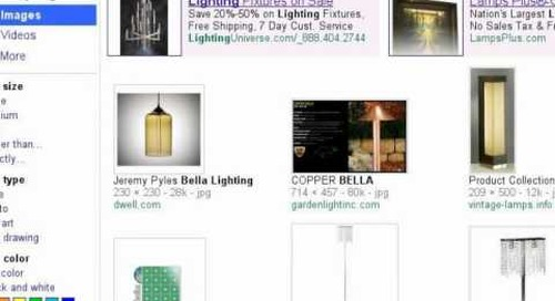 Bella Modern Pendant Light - Search Story