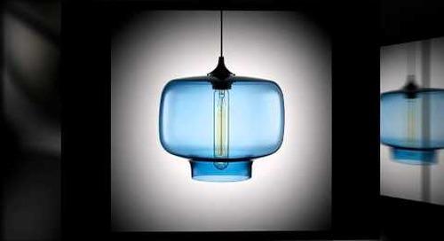 Niche Modern Handmade Oculo Modern Pendant Light