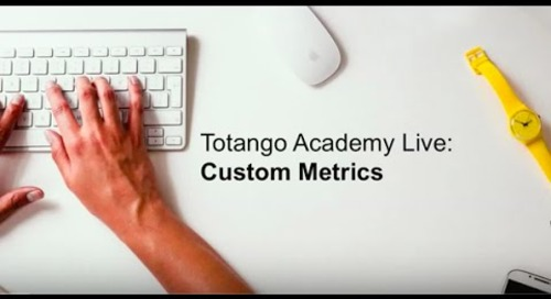Speak your own Metrics Language - Quantify the ROI your customers receive