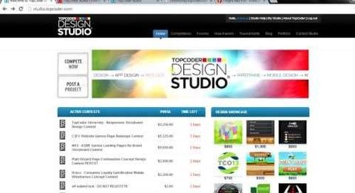 TopCoder Studio Member Tutorials   Font Policy by krampus