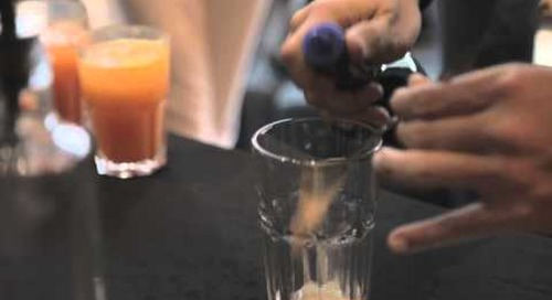 Epicure Indonesia Cocktail Masterclass Hard Rock Cafe Jakarta, May 2014