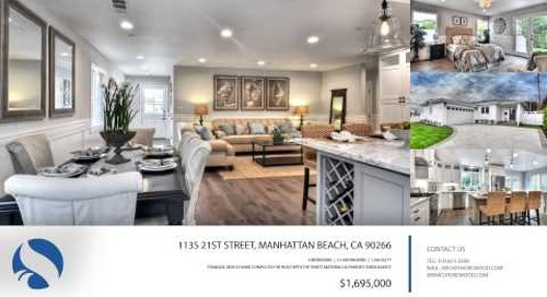 Shorewood Living | South Bay Homes for Sale — 5.15.15