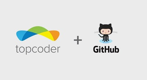 Topcoder Integration with GitHub: Crowdsourcing Just Got Easier
