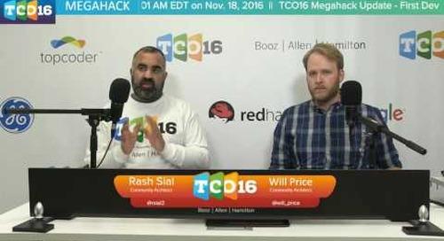 Topcoder Open 2016 - Megahack Update #1