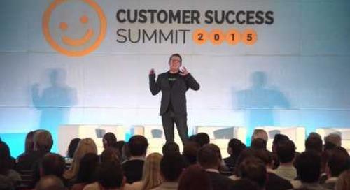 How Technology will Reshape Customer Success - Customer Success Summit 2015