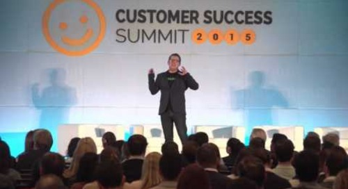 How Technology will Reshape Customer Success - Customer Success Summit 2015