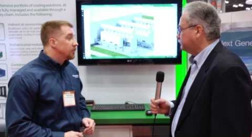 Using Evaporative Cooling for Data Centers with Dave Roden