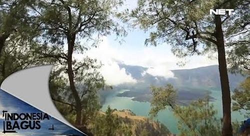 Indonesia Bagus - Taman Nasional Gunung Rinjani - Lombok