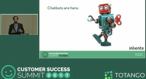 [Track 2] Designing Conversational Experiences - Customer Success Summit 2017