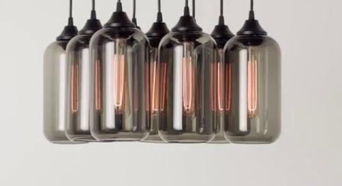 Introducing the Helio Modern Pendant Light Series