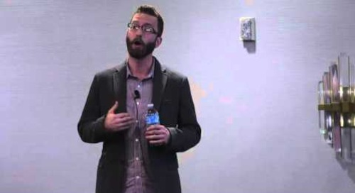 Going From Passively to Actively Managing the Customer Lifecycle - J.R. Storment