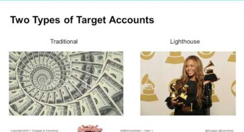 ABM Grand Slam 1: How to Select Target Accounts