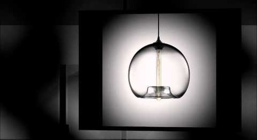 Commercial Designer Modern Pendant Lights by Niche
