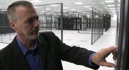DataBank: A 'Cool' Colocation Facility