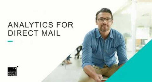Analytics for Direct Mail