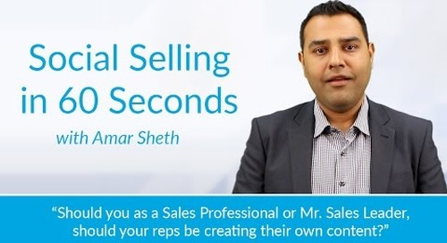 Should Sales Pros Write Their Own Content?