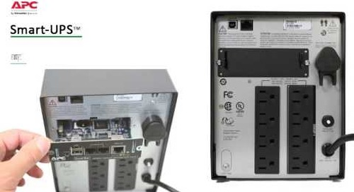 APC by Schneider Electric Smart-UPS SMT Overview