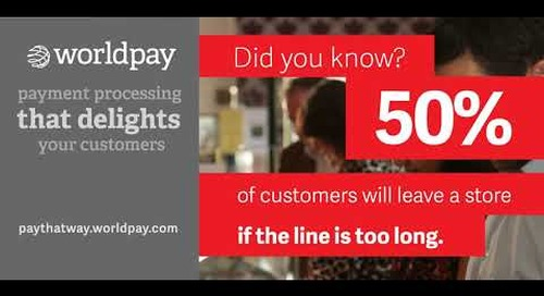 Worldpay in Times Square