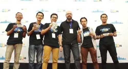 Topcoder - TCO16 Indonesia - Crowdsourcing Design Competitions - LIVE