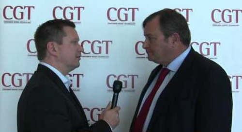 Daniel Montgomery of APL Logistics Speaks eCommerce Entry at CGEM15