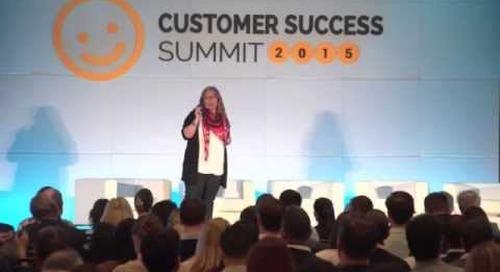 The Blowfish Effect: Look Like a Big Fish in a Big Pond - Customer Success Summit 2015