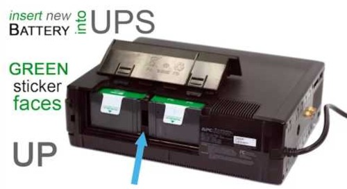 APC by Schneider Electric - How to Replace a Back-UPS Pro Battery