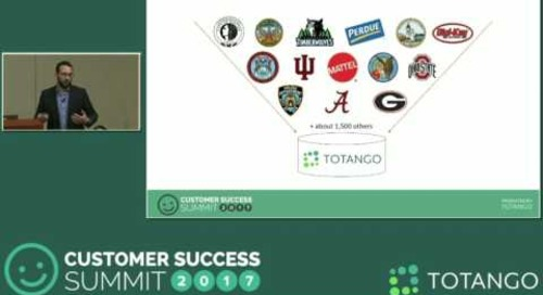 [Track 2] Constructing Flexible Customer Data Models - Customer Success Summit 2017