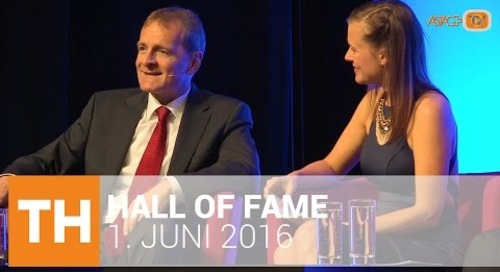Logistics Hall of Fame 2016