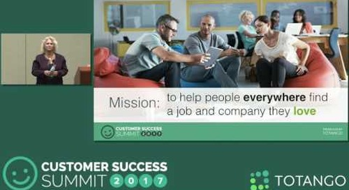[Track 3] Scaling Your Customer Experience Team for Success - Customer Success Summit 2017