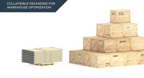 Choose a wooden packaging solution