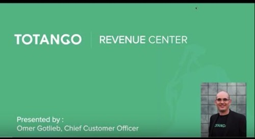 Revenue Center - Manage and Forecast Recurring Revenue to Help Boost your Company's Growth Rates