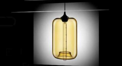 Pod Modern Pendant Light