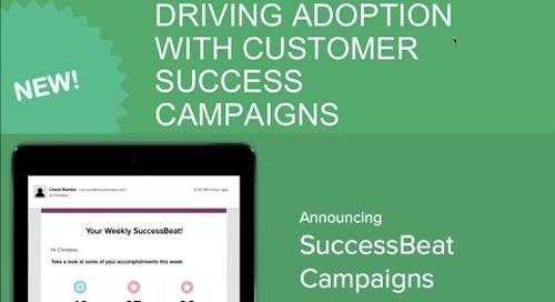 SuccessBeat - HOT Addition to Campaigns Session II