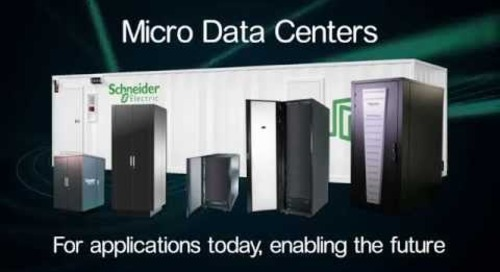Micro Data Centers Infrastructure