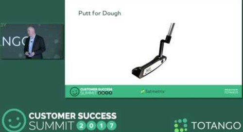 The New Currency of Competitive Companies - Customer Success Summit 2017