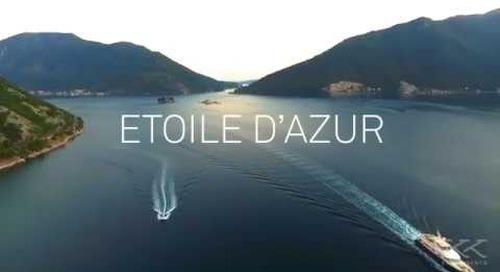 Yacht ETOILE D'AZUR for charter