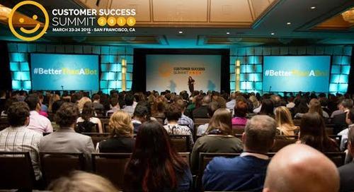 Customer Success Summit 2015 Highlights