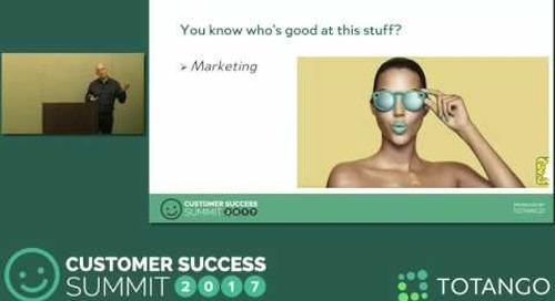 [Track 1] Marketing's Methods That Improve Retention & Experience - Customer Success Summit 2017
